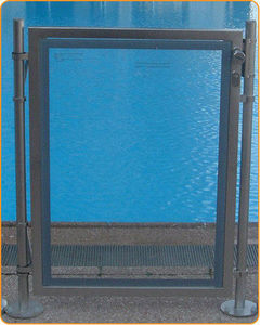 Aquatic Serenity Pool safety gate