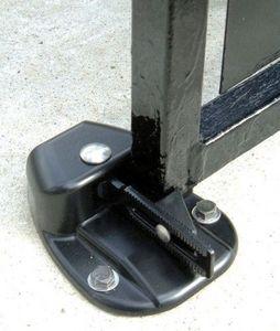 Mermier Gate latch