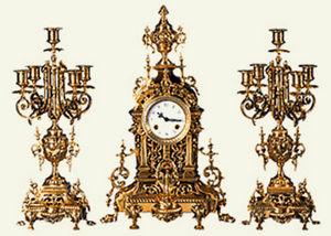 Horlogis Antique clock
