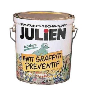 Peintures Techniques Julien Anti-graffiti paint