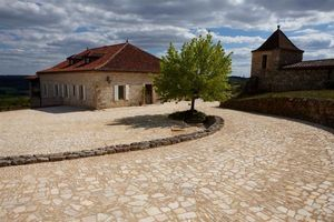 Occitanie Pierres Outdoor paving stone