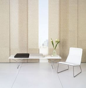 Partition screen blind