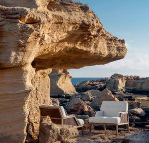 Garden armchair-Ethimo-Grand Life
