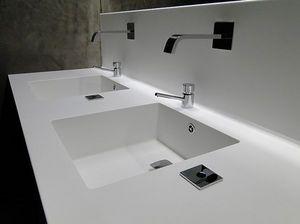 AMOS DESIGN -  - Ideas: Hotel Bathrooms