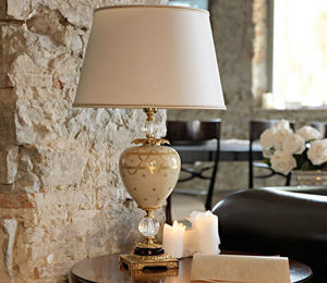 Le Porcellane - elite - Table Lamp