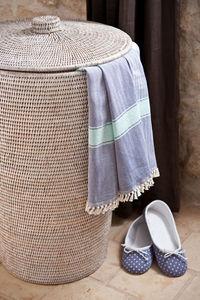 BaolgiChic - grand modèle rond - Laundry Hamper