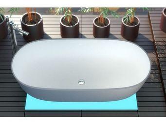CPS DISTRIBUTION - pebble - Freestanding Bathtub