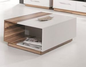 House & Garden - white - Rectangular Coffee Table