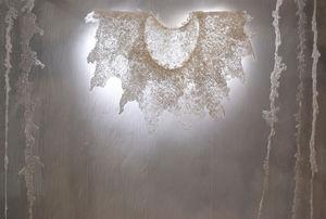 MARYSE DUGOIS PAPIER DE SOIE - dentelle - Themed Decoration