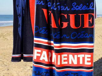 Jean Vier - la barre - yatch - Beach Towel
