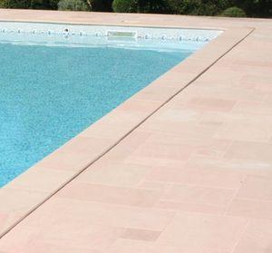C2nt - rosa adouci - Pool Deck