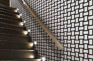 DEMOUR & DEMOUR Mosaïques - canevas - Mosaic Tile Wall