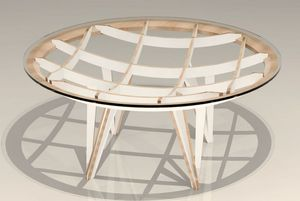 Meritalia -  - Round Coffee Table