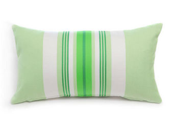 Jean Vier - donibane menthe - Cushion Cover