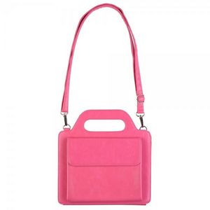 La Chaise Longue - etui sac à main ipad rose -