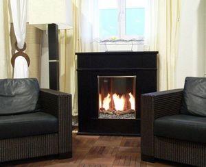 ALFRA FRANCE - david - Flueless Burner Fireplace