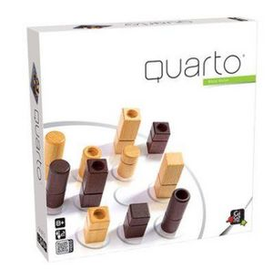 Gigamic - quarto classic - Parlour Games