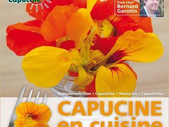 Radis Et Capucine - sachet de graines de capucine comestible - Interior Garden
