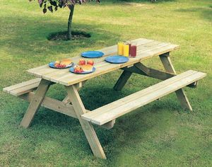 Alexander Rose - -pin collection - Picnic Table