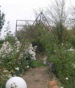 La Forge  de La Maison Dieu -  - Garden Arch