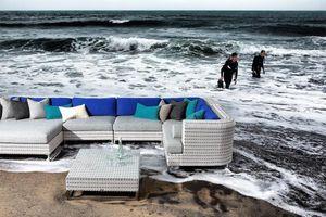 7OCEANS DESIGNS -  - Garden Sofa