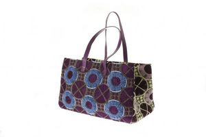 VIA PONDICHERY -  - Shopping Bag