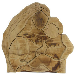 Centro Del Mutamento - ofm1 - Sculpture