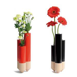Y'A PAS LE FEU AU LAC - décoration murale - Flower Vase