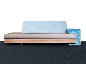 MALHERBE EDITION - canapé first - 4 Seater Sofa