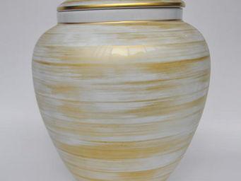Marie Daage -  - Covered Vase