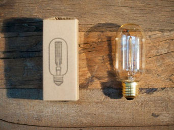 UTTERNORTH - ampoule radio - Light Bulb Filament