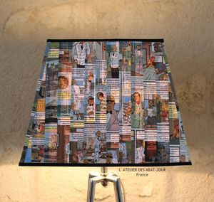 Abat-jour -  - Cone Shaped Lampshade