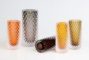 GLASHÜTTE COMPLOJ -  - Stem Vase
