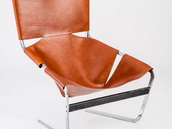 Tassin - cuir tendu - Armchair
