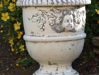TERRES D'ALBINE - vase languedocien - Flower Pot