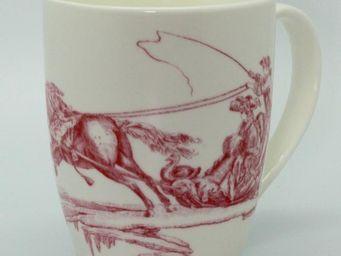 DE JOUY - cofrret de 2 - Mug