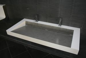 ADJ - niagara bi-coulor - Countertop Basin