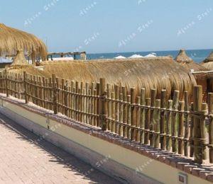 Africa Style -  - Fence With An Openwork Design
