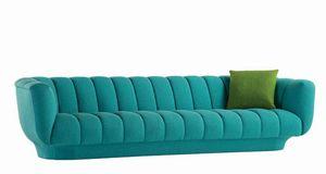 ROCHE BOBOIS - odea - 4 Seater Sofa