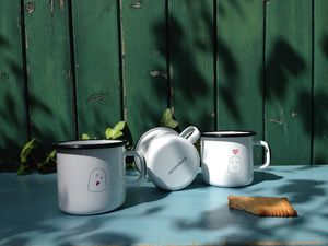 SECONDAIRE - mugs mood of the day - Cups