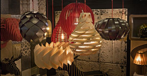 ALFONZ - curve - Chandeliers & Hanging Lamps