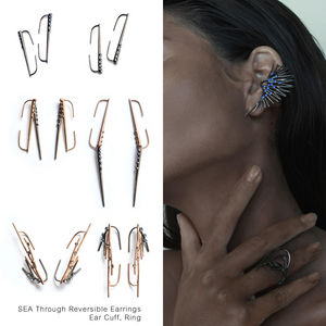 JITTRAKARN JEWELLERY - sea through - Earring