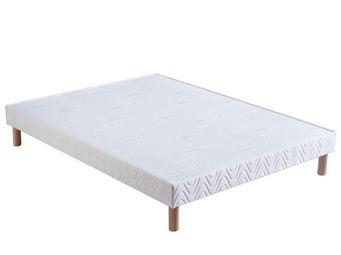 Bultex - sommier confort ferme 80x190 bultex - Fixed Slats Base