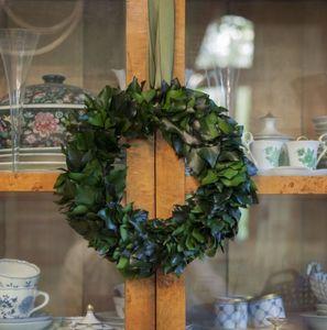 Rosemarie Schulz -  végétal lierre  - Christmas Wreath