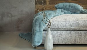 FINE - woven fur - Tartan Rug