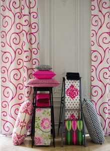 Manuel Canovas - lassay pivoine - Upholstery Fabric