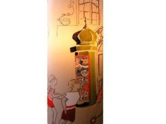 TOUCH OF LIGHT - la trotinette - Children's Table Lamp