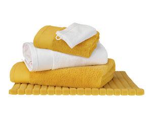 BLANC CERISE - drap housse - percale (80 fils/cm²) - uni - Bath Towel