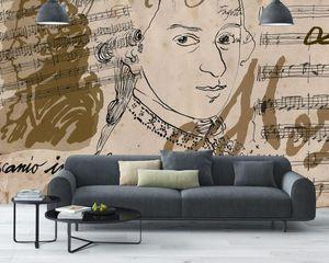 IN CREATION - amadeus - Panoramic Wallpaper