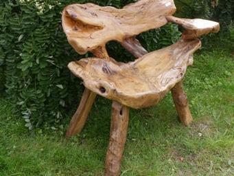 Thierry GERBER - pd008 - Garden Bench